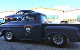 Custom Chevrolet Pickup 1955
