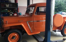 Willys 1937